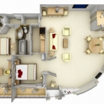 (G1) Grand Suite (One Bedroom)