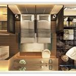 (B) Verandah Suite