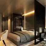 (A) Verandah Suite